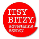 ITSY BITZY AD AGENCY logo