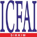 The Icfai University Sikkim logo icon