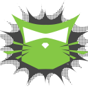 Ivy Cat logo icon