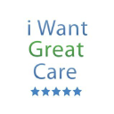 I Want Great Care logo icon