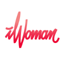 I Woman logo icon