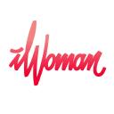 I Woman logo icon