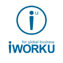 Iworku Global logo icon