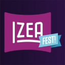 Izea Fest logo icon