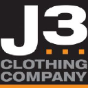 J3 Clothing Company logo