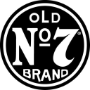 Jack Daniel's logo icon