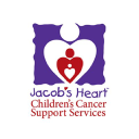 Jacob's Heart Children's Cancer Support logo