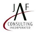 JAF Consulting, Inc. logo