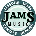 JAMS Music logo