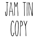 Jam Tin Copy Pty Ltd logo