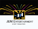 J&M Entertainment Company Logo