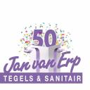 Jan van Erp tegels en sanitair logo