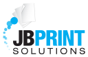 JB Print Solutions logo
