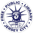 Jersey City Free Public Library logo icon
