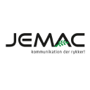 Jemac Kommunikation logo