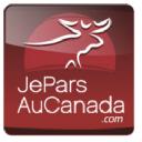 Je Pars Au Canada logo icon
