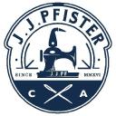 J.J.Pfister Distilling Company logo