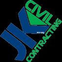 JK Civil Contracting logo