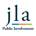 JLA Public Involvement logo