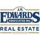 J.M.Edwards Associates Inc Realtor logo