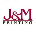 J&M Printing logo