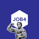 Job4 logo icon