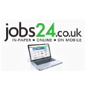 Jobs24 logo icon