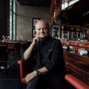 Joël Robuchon Usa logo icon