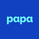 Company logo Papa