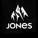 Jones Snowboards logo icon