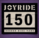 JOYRIDE150 Indoor Bike Park logo
