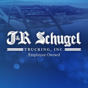J&R Schugel Trucking Company Logo