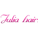 Julia Hair logo icon