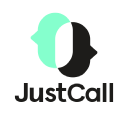 Justcall logo icon