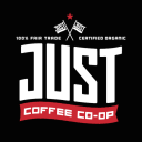 JUST COFFEE COOPERATIVE logo