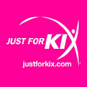 Just For Kix logo icon