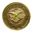 U.S. Department of Justice Company Logo