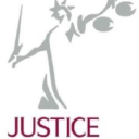 JUSTICE - advancing access to justice, human rights and the rule of law logo