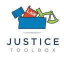 Justice Toolbox logo icon