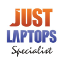JUST LAPTOPS MEGA STORE logo
