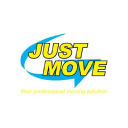 Just Move DFW logo