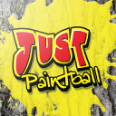 Just Paintball logo icon
