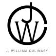 J. William Culinary Logo