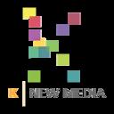 New Media logo icon