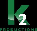 K2 Productions logo