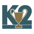 K2 Trophies and Awards Logo
