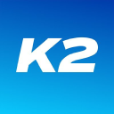 K2 Corporate Mobility logo icon