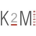K2 M Design logo icon