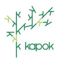 Kapok logo icon