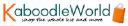 Kaboodle World logo icon